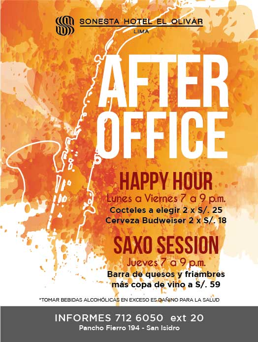 Afteroffice Septiembre