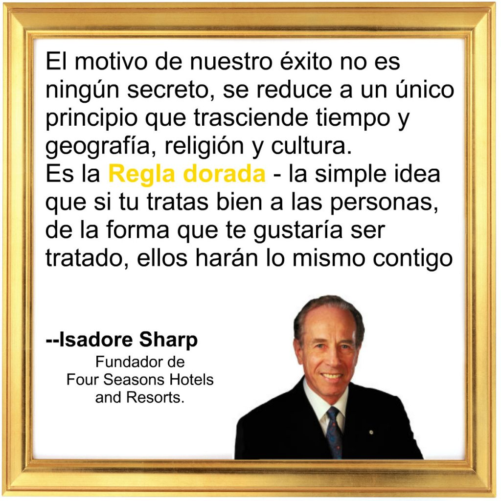 frase-golden-rule-isadore-sharp